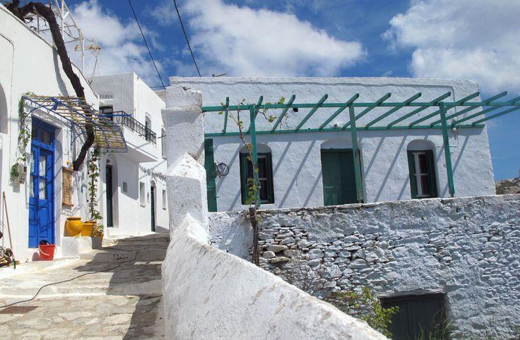 The Chora of Amorgos