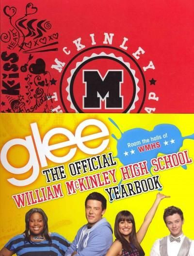 Glee: The Official William McKinley High School Yearbook they should have called it the thunderclap like in the show