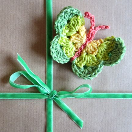 Found this on 'Planet Penny' - a fantastic blog I follow. Just a lovely make! I wish I could crochet!