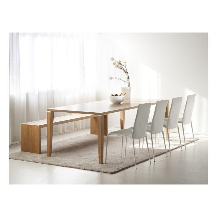 SCALA, Pöytä 220×100 cm tammi  Keittiö  Pinterest