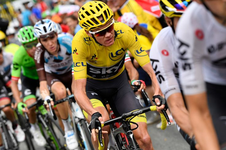 Chris Froome loses Tour de France lead to Fabio Aru, Romain Bardet wins 12th stage