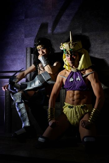 Kars(JoJo's Bizarre Adventure Battle Tendency) | pitcha - WorldCosplay