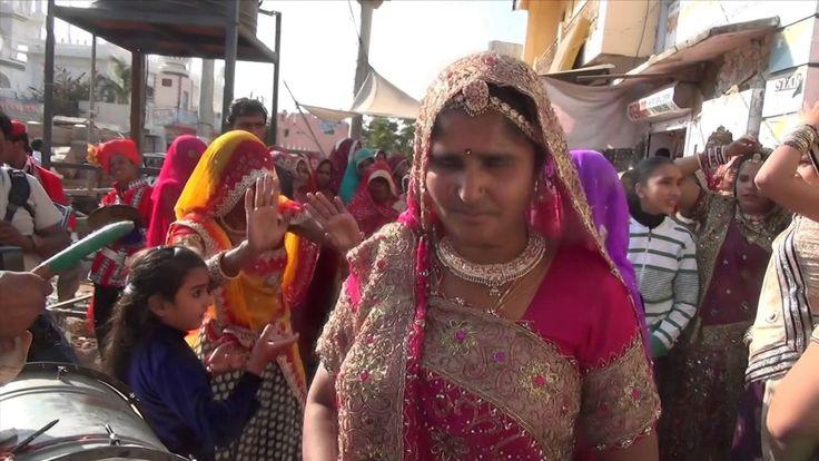 Наше путешествие по Индии,  шикарная свадьба у святого озера Пушкар в Ра...
