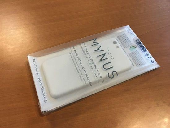 Smart & Simple: MYNUS 아이폰 6s 케이스 구입