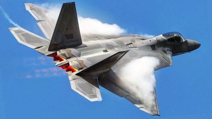 F-22A Primer caza de quinta generación