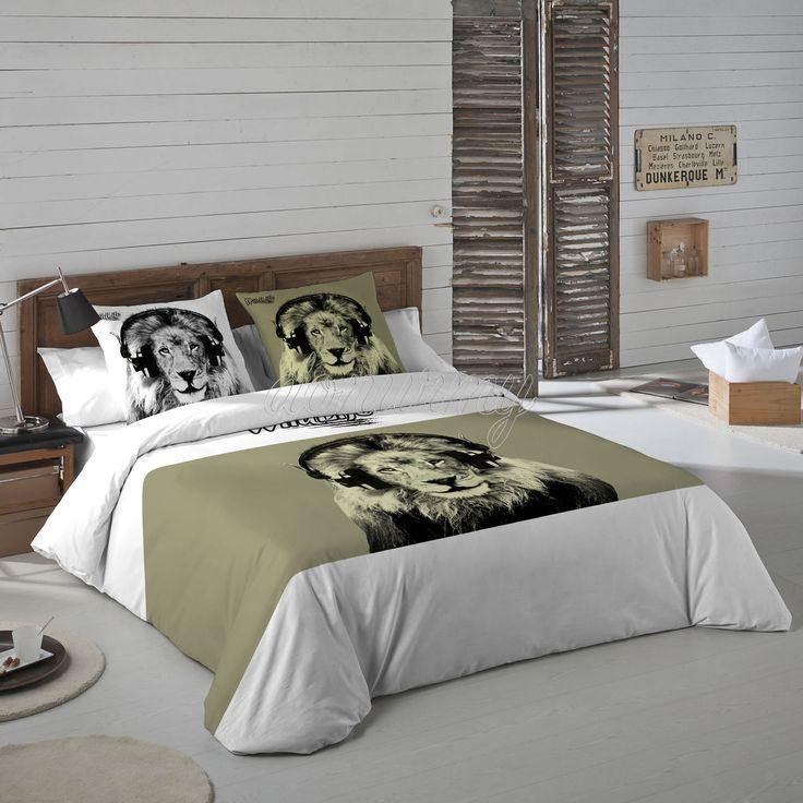 Funda Nórdica Spencer Wild Life - Bazartextil.com