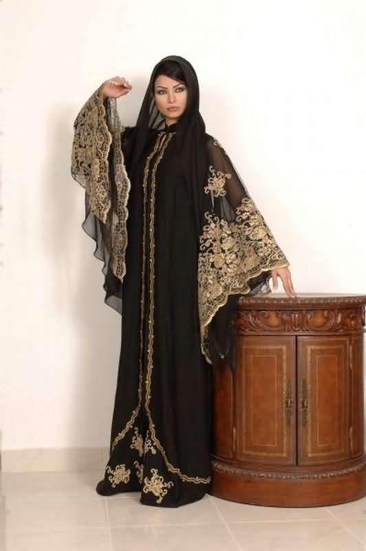 Modern Fashion Abaya and Jilbab Ideas