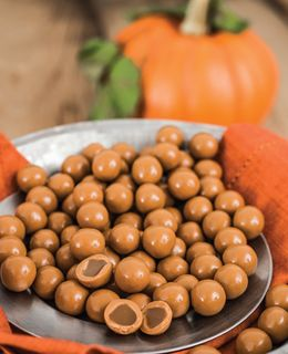 For all my #PSL lovers...Pumpkin Spiced Caramels - DOVE Chocolate Discoveries