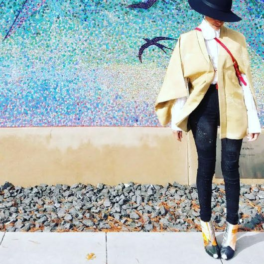 Fashion Bombshell of the Day: Zoe from Houston