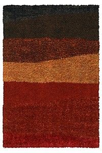 Shaw Rugs Encore Umber Red (3K19807800) Rectangle 9'2