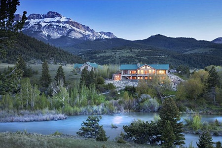 Sun River Ranch - Augusta, MT: would love this has a vacation home!