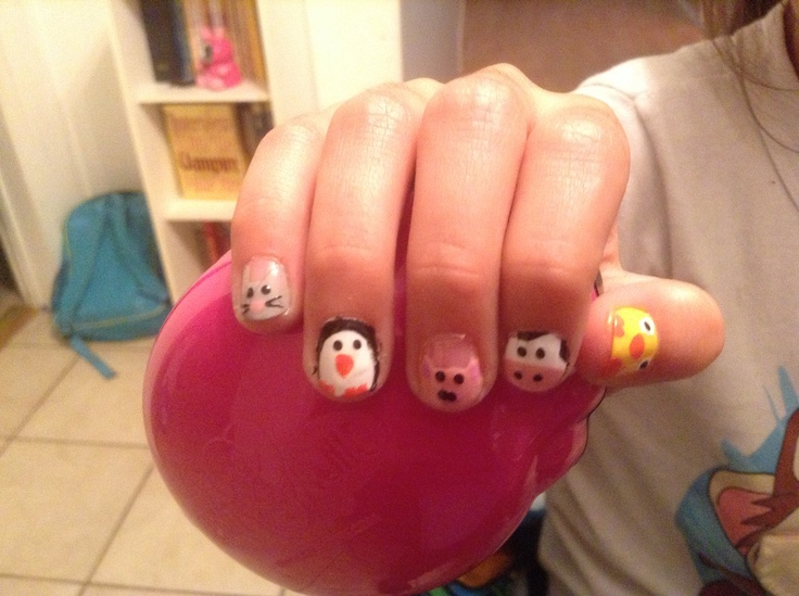 She wanted animals!!