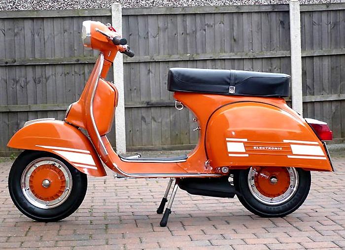 Vespa scooters #vespascooters