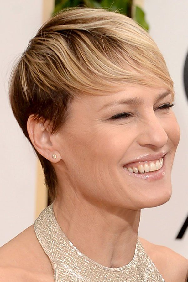 robin wright pixie - Google Search                                                                                                                                                      Mais