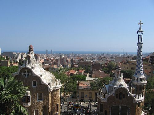 Pretty awesome finishing off a working day like this, isn't it? Want a #job in the multinational metropolis #barcelona? - #trovit got them!  Source Picture: Flickr (cc) | Valentina Buj