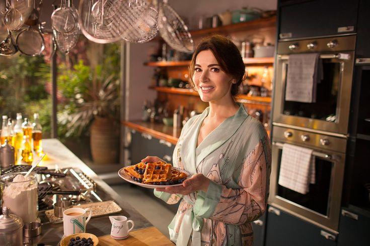 Ahead of Nigella Lawson's new show, Nigella: At My Table, a GQ writer reveals his TV crush
