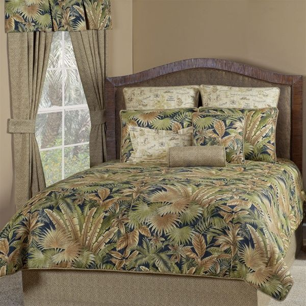 Bahamian Nights Tropical Bedding Pinterest Night
