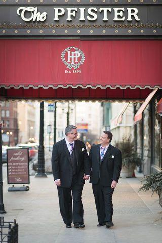 Elegant Downtown Gay Weddings. Downtown Milwaukee Weddings