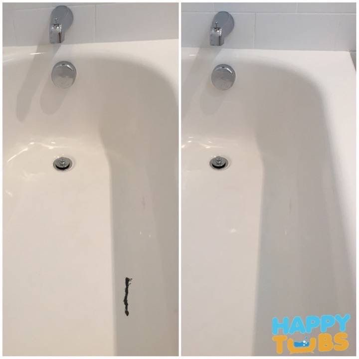 Bathtub Chip Repair In Dallas, TX Theres No Longer A Need To Fully Refinish  Your Bathtub In Order To Fix A Chip. Even A Large Gouge Such As This Onu2026