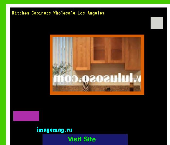 17 best ideas about kitchen cabinets wholesale on for Cheap kitchen cabinets los angeles