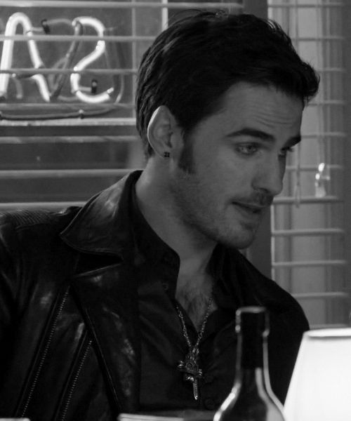 Hook, looking right at the camera for science.