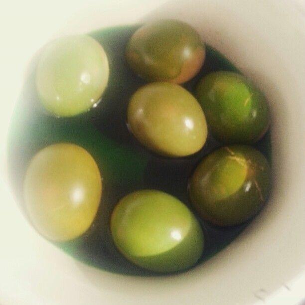 Уже красим яйца :-) #пасха #пасхальныеяйца