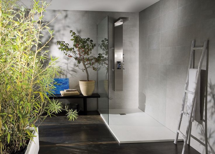 Imagine a shower base that conforms to your feet producing a sumptuous sensation. There is something so satisfying in walking by the sea on wet sand. SolidSoft walk-in shower to make your bathroom more seductive and exclusive. See more at: www.solidsoft-tray.com