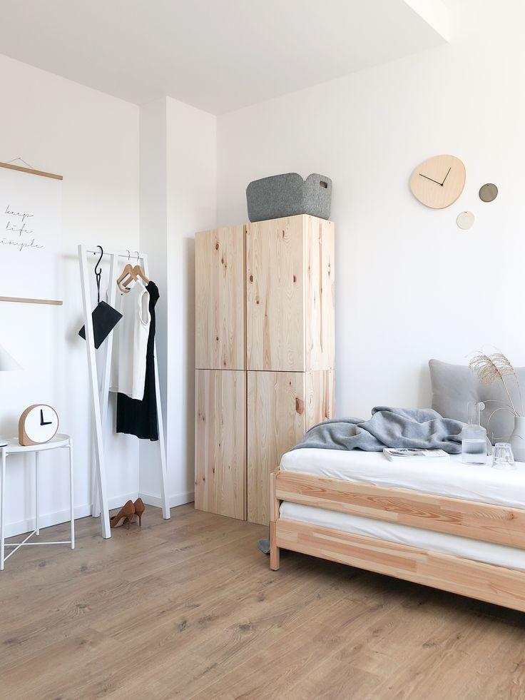 &39;Gästezimmer natürlich einrichten   Connox Magazine&39;   Zimmer, Zimmer einrichten, Gästezimmer ...