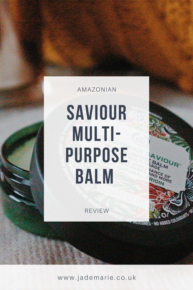 Amazonian Saviour Multi-Purpose Balm Review