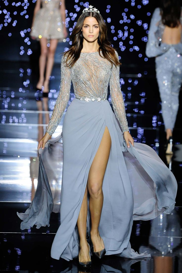 Zuhair Murad Haute Couture F/W 2015 Paris - GRAVERAVENS