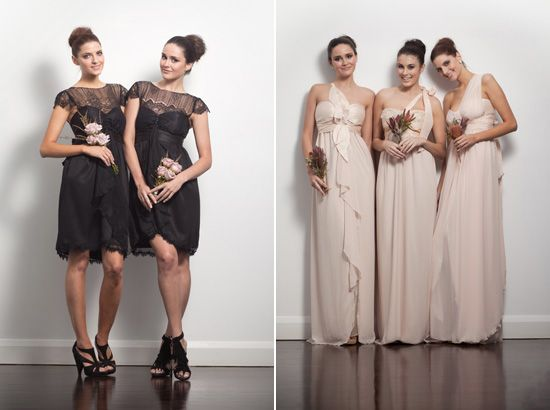 Love these Bridesmaids (the maxis)