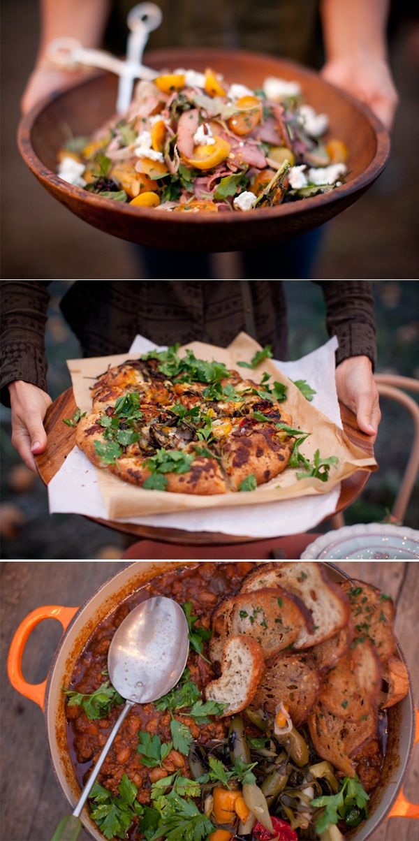 Farm to Truck To Table Dinner    Finally found who makes it, but I'm obsessed with finding the recipe for the bottom image. Yummm.