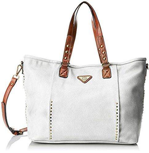 Anything can happen: XTI Women's 85792 Tote Bag grey