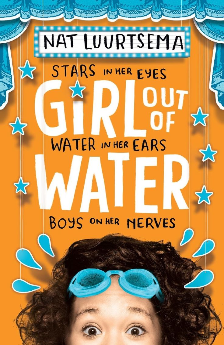 Young Adult novel Girl Out Of Water