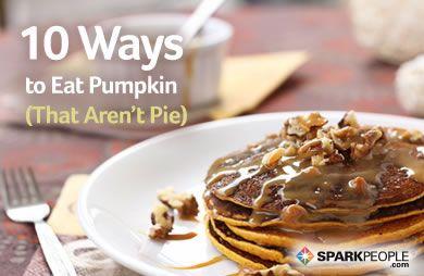 10 ways to eat pumpkin