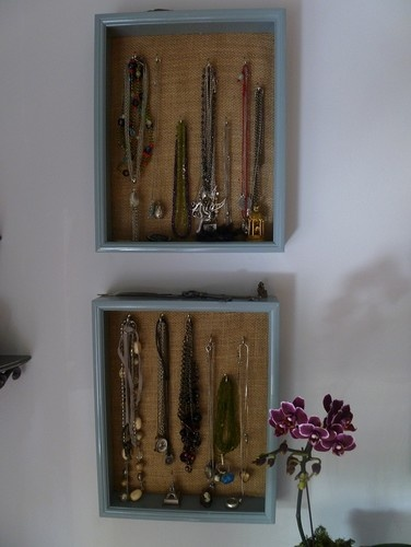 My Daughter's Room - eclectic - kids - san francisco - Apartment 46 for the Home. Use the shadow box my dad made for this. Great idea to store all my jewelry!
