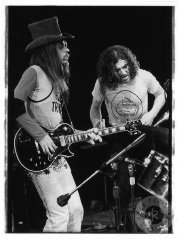 Leon Russell and Joe Cocker, 1970
