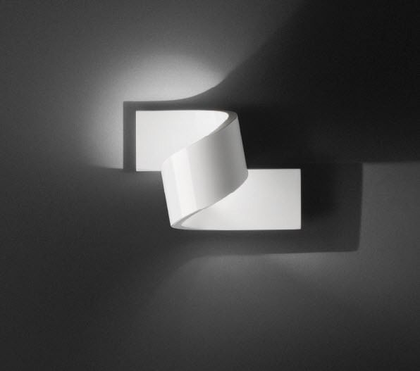Applique da parete design (LED) LOOP 7700 by CuldeSac VIBIA  Wall lights  P...