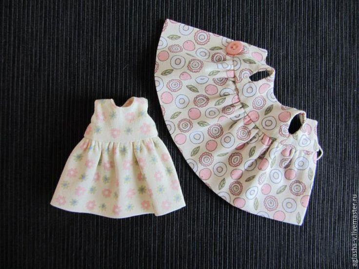 Мастер-класс для девочек: шьем платье для куклы - Ярмарка Мастеров - ручная работа, handmade