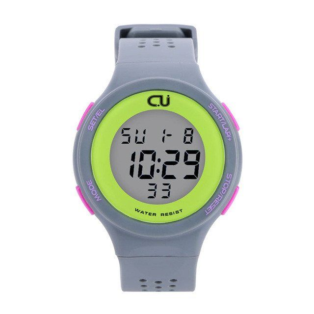 Sports Unisex Watches Men Women Alarm Military Digital LED Watches Wristband Women Multifunctional Casual Wristwatches