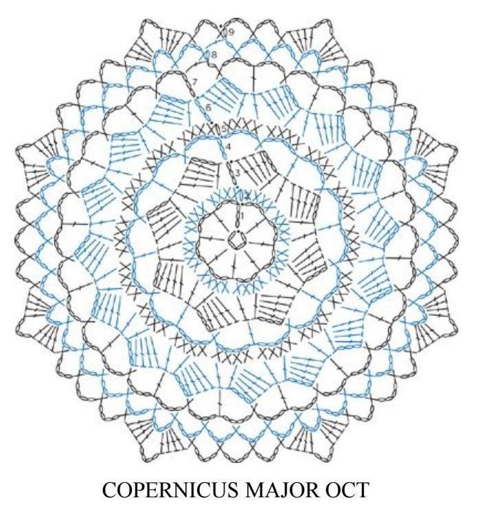 12 mejores imágenes de Crochet rug pattern en Pinterest | Tapetes de ...