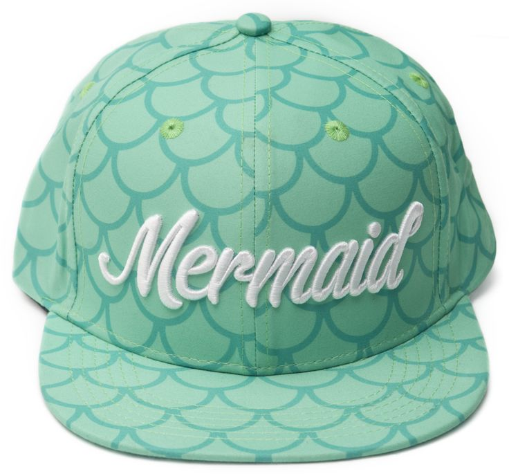 Mermaid Hat from Cakeworthy. My most recent purchase. Because I'm a mermaid duh.