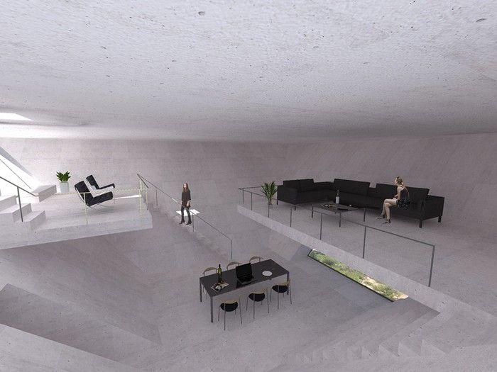 Minimalist architecture: Makoto Takei + Chie Nabeshima solo house | See more at https://iloboyou.com/minimalist-architecture-makoto-takei-chie-nabeshima-solo-house/