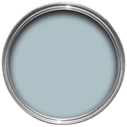 Craig & Rose 1829 Swedish Blue Matt Emulsion Paint 2.5L: Image 1