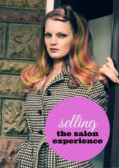 """Selling Salon Services vs. selling the """"Salon Experience""""? Check out our latest blog>> #salonexperience #superiorsalonservices"""