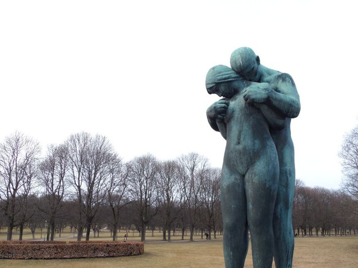 Un peu d'art à Oslo : l'installation Vigeland   Cross my Heart and Hope to Die