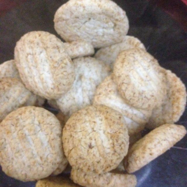 Aprenda a preparar a receita de Sequilhos funcionais com aveia e óleo de coco
