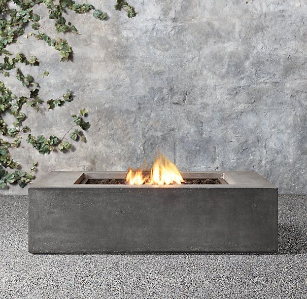 MENDOCINO PROPANE SQUARE FIRE TABLE $1695 SPECIAL $1185 - $1355 A fire table for the new deck-I say yes!