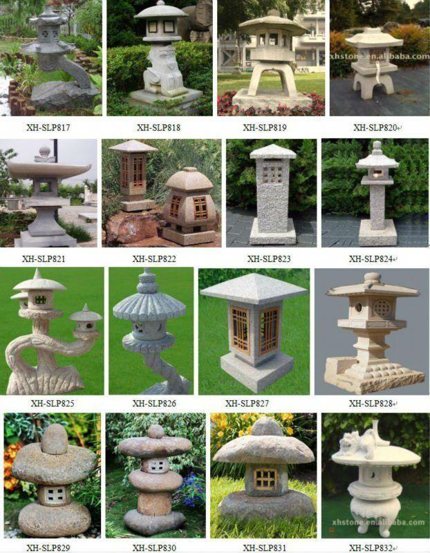 Japanese Garden Pagoda Lantern Natural Boulder Carved Mini Japanese Garden Stone Pagoda Lantern Japanesegardendesign In 2020 Pagoda Garden Chinese Garden Japan Garden
