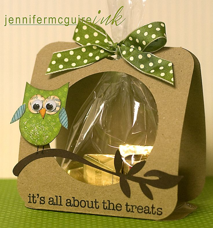 Great for Halloween Treats or any other holiday(: